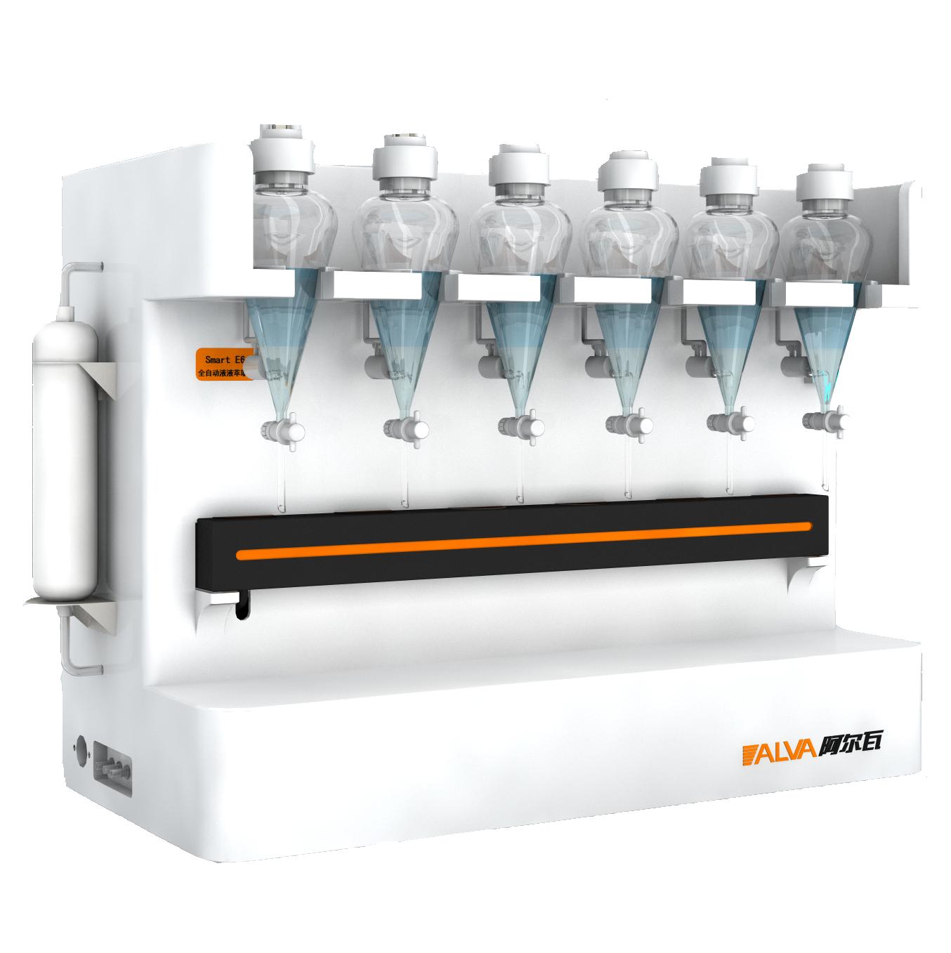 smart E4 Plus全zi动液液萃取仪